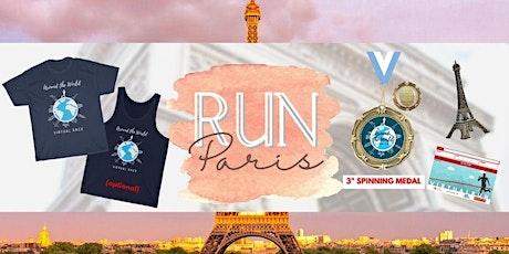 Run Paris Virtual Marathon tickets