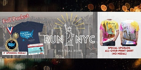 Sunrise Marathon Hybrid NYC 2021 tickets