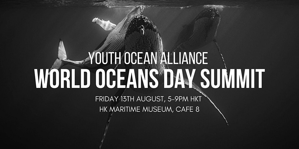 Youth Ocean Alliance World Oceans Day Summit