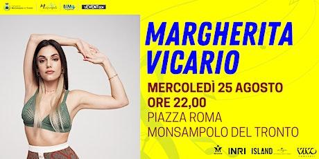 Margherita Vicario biglietti