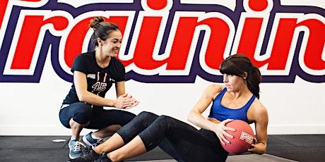 lululemon Run Club July wk4 - F45 Training tickets
