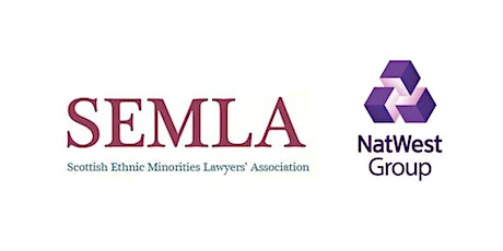 SEMLA and NatWest Group:  ethnic diversity in the legal profession tickets