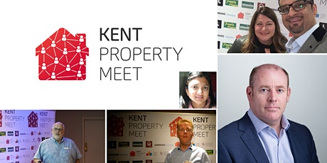 Kent Property Meet with Property CEO Ritchie Clapson tickets