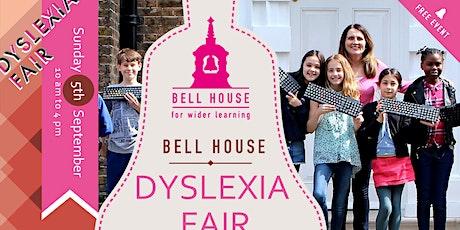 Dyslexia Fair tickets