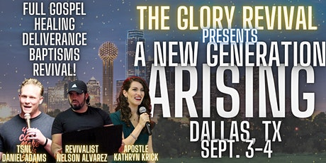 The Glory Revival: A New Generation ARISING! tickets