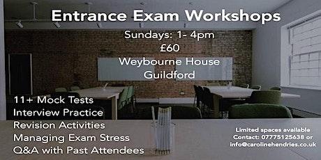 Summer Exam Workshops tickets