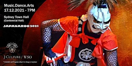 A festive Season Concert -Music, Dance , Arts- JAPANAROO 2021 tickets