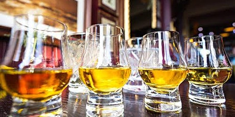 August Whisky Tasting tickets
