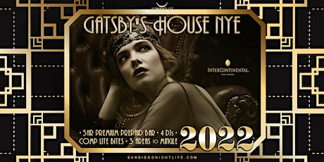 2022 InterContinental San Diego New Year's Eve Party - Gatsby's House tickets