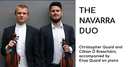 Family Classical Concert - The Navarra Duo with guest Enya Quaid tickets