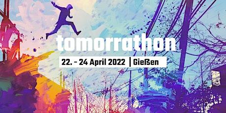 tomorrathon 2022 in Gießen -  Ideenfestival für das Morgen von Gießen Tickets