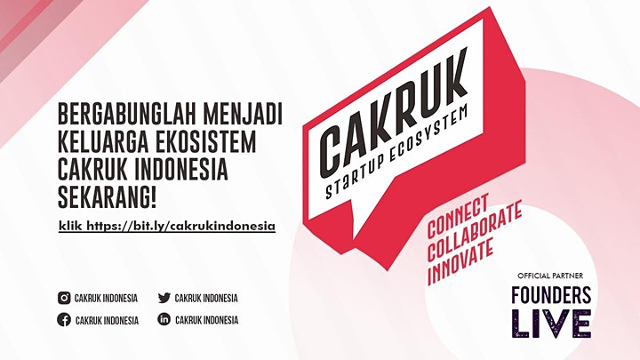 Founders Live Banjarmasin - INDONESIA image