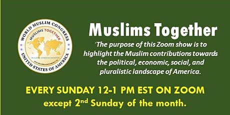 Muslims Together tickets