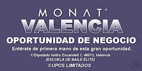 Conoce Monat en Valencia entradas