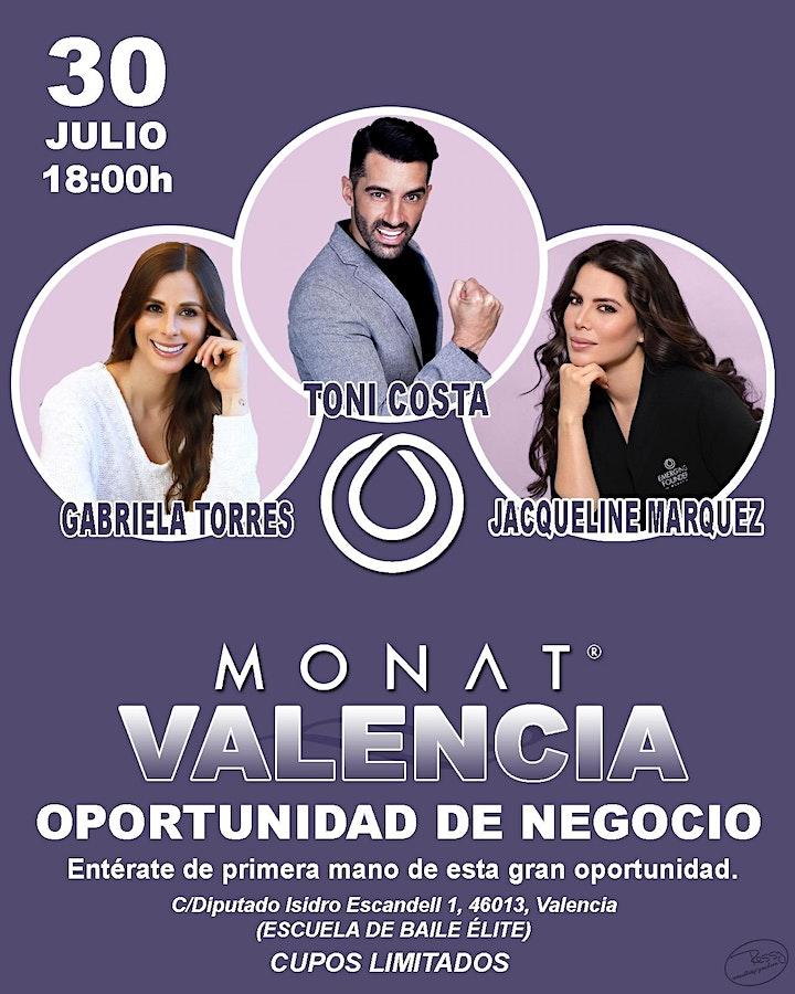 Conoce Monat en Valencia image