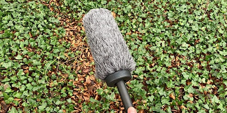 Platial Thinking and Field Recording: online talk with artist Robin Parmar tickets