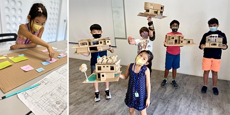 Design + Architecture 5 half-day Holiday Camp tickets