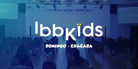 IBBKIDS - DOMINGO 9h  (9 - 12 anos) ingressos