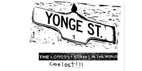 Yonge Street's INCREDIBE Music History, Sunset Walk tickets