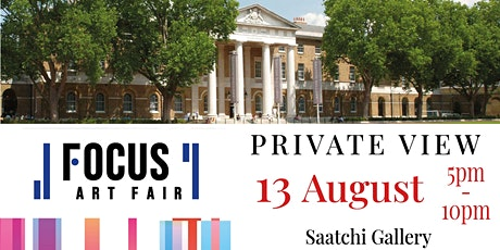FOCUS Art Fair x HongLee: private view at the Saatchi Gallery ( Free Entry) tickets
