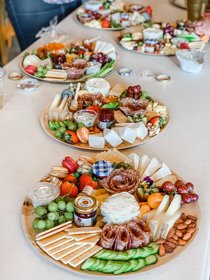 Make Yours Lovely: Char-BOO-terie edition at Crystal Ridge Winery image
