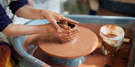 Learn to Throw a Ceramic Pot tickets
