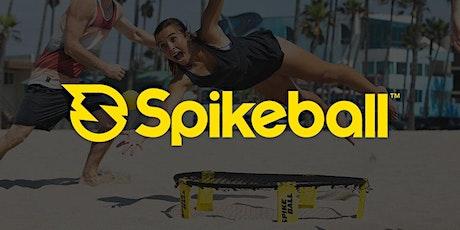 L'infâme tournoi de Spikeball billets