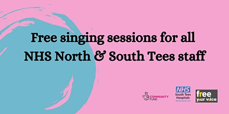 Singing With Heroes  Choir for all North & South Tees Staff tickets