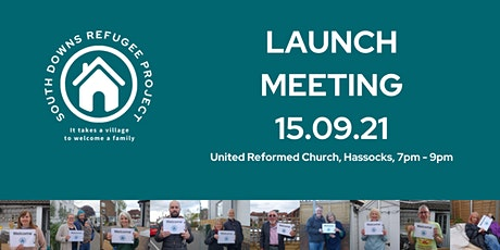 South Downs Refugee Project Launch Meeting tickets
