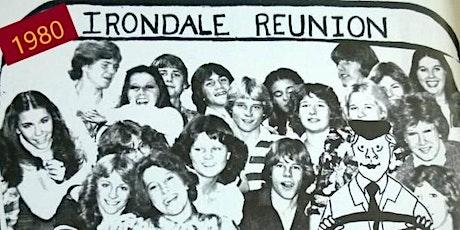 Irondale High School Class of 1980   ~  40 Year Class Reunion tickets