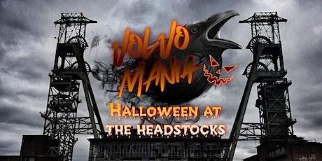 Volvo Mania - Halloween at the Headstocks tickets