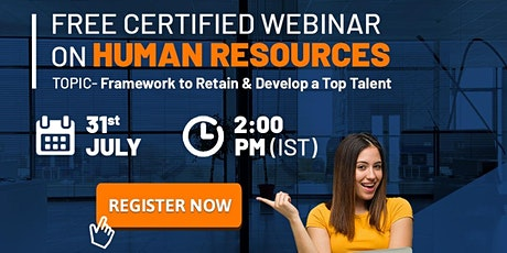 Free Certified Human Resources Webinar tickets