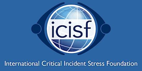 Critical Incident Stress Management (CISM)Training tickets
