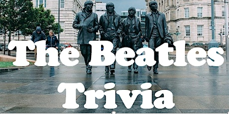 Virtual Trivia Game: The Beatles tickets