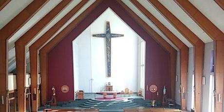 11.00am Mass, Sunday, 1 August 2021 tickets