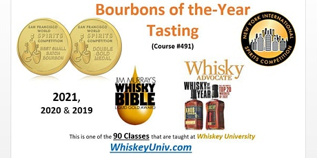 Bourbons of the-Year tickets