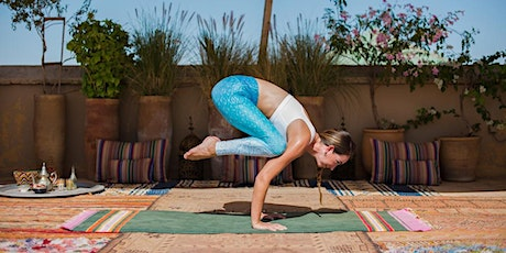 LEARN TO FLY YOGA WORKSHOP with Pip Taverner tickets