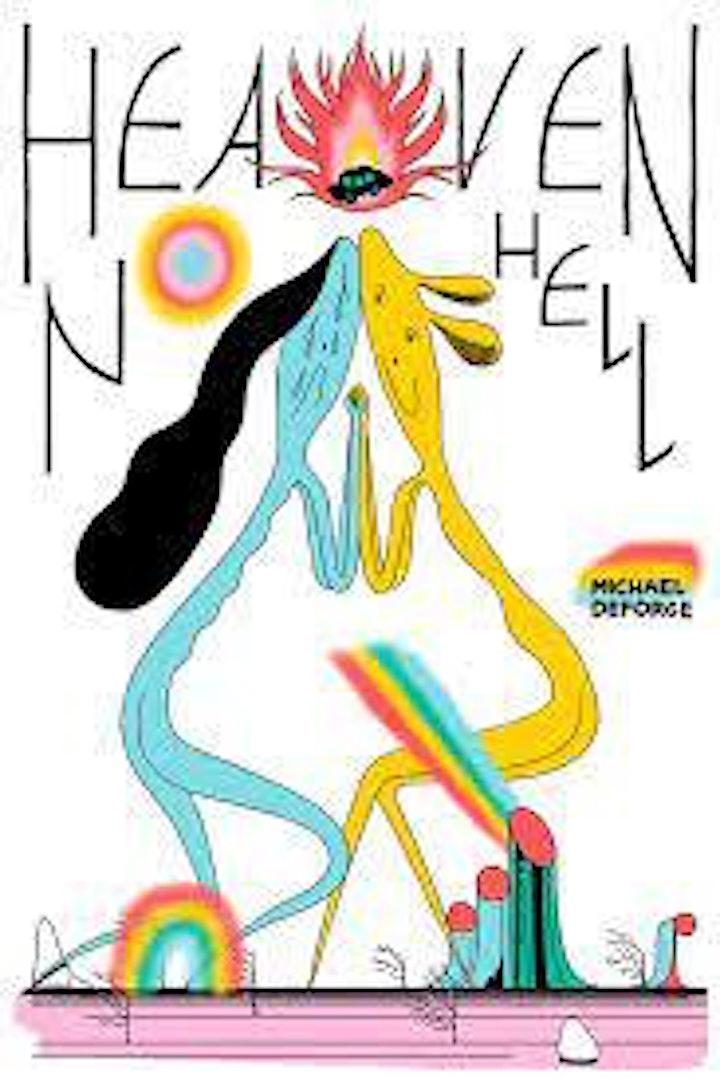 In Conversation with Cartoonist & Graphic Novelist, Michael DeForge image