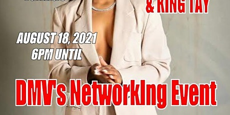 DMV'S NETWORKING EVENTS tickets