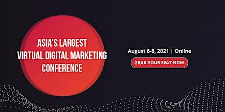 Digital Asia Summit - Asia's Biggest Virtual Digital Marketing Conference Tickets