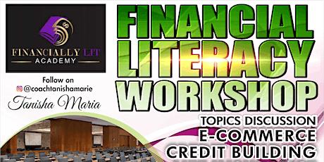 Summer Financial Education Workshop tickets