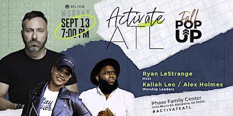 ActivateATL September Pop-Up tickets