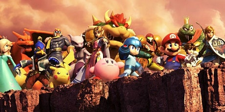 Smash Living Monthly Game Tournament tickets