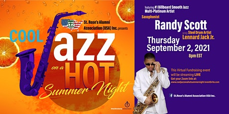 Cool Jazz on a Hot Summer Night tickets