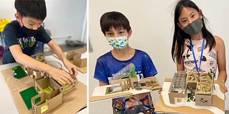 Design + Architecture 3 half-day Holiday Camp tickets