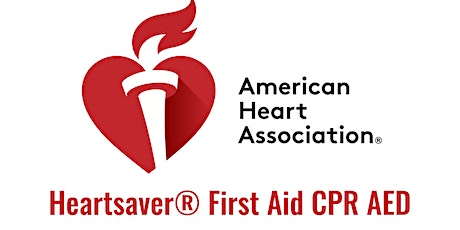 American Heart Association Heartsaver CPR/AED plus First Aid tickets