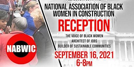 NABWIC 2021 Congressional Black Caucus (CBC) Reception tickets