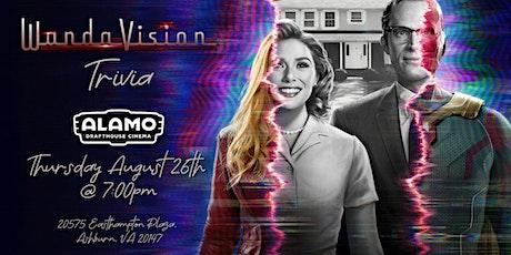 Wanda Vision Trivia at Alamo Drafthouse Loudoun tickets