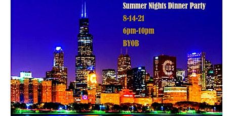 Summer Nights Dinner Party tickets