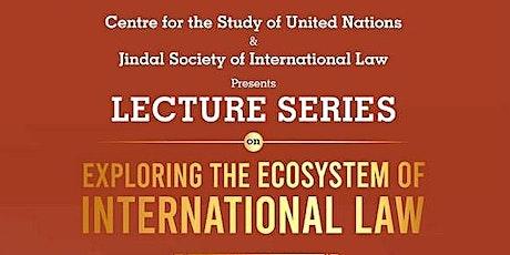 Private International Law & Sustainable Development Goals of UN Agenda 2030 tickets